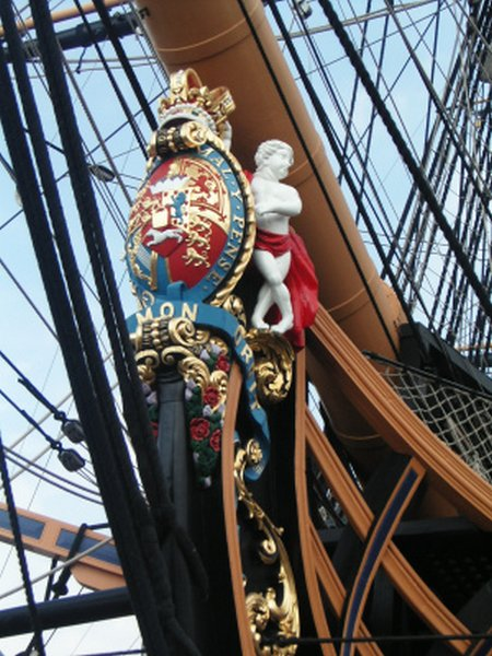 the-figurehead-of-hms-victory