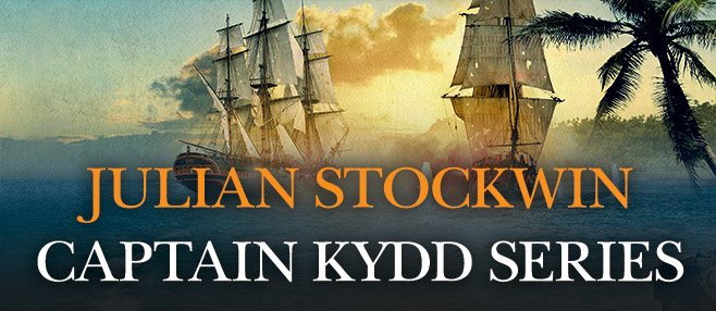 Series Review A Celebration Of Julian Stockwin S Kydd