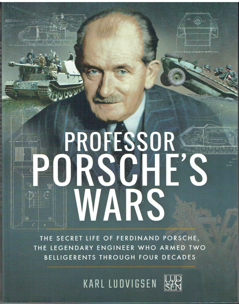 the life and career of ferdinand porsche Professor porsche's wars professor porsche's wars the secret life of legendary engineer ferdinand porsche who armed two belligerents through four decades  yet there is another side to his extraordinary career, for he was an equally inventive designer of military vehicles and machiner.